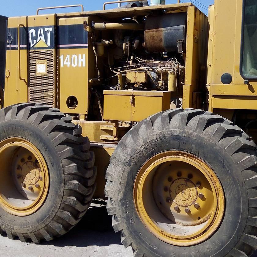 Used Caterpillar 140H Motor Grader,Used Cat 140H Grader