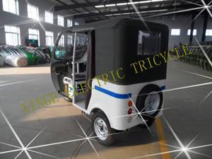 Electric tricyles motorcycles for passengers