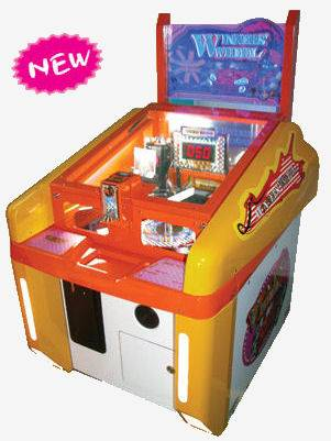 Ticket Game Machine---Racing Superior
