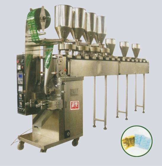 QD-40D Automatic Multi-materials packing machine