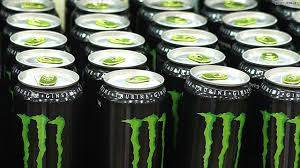 Sell Offer Monster Energy Drink 50% Discount