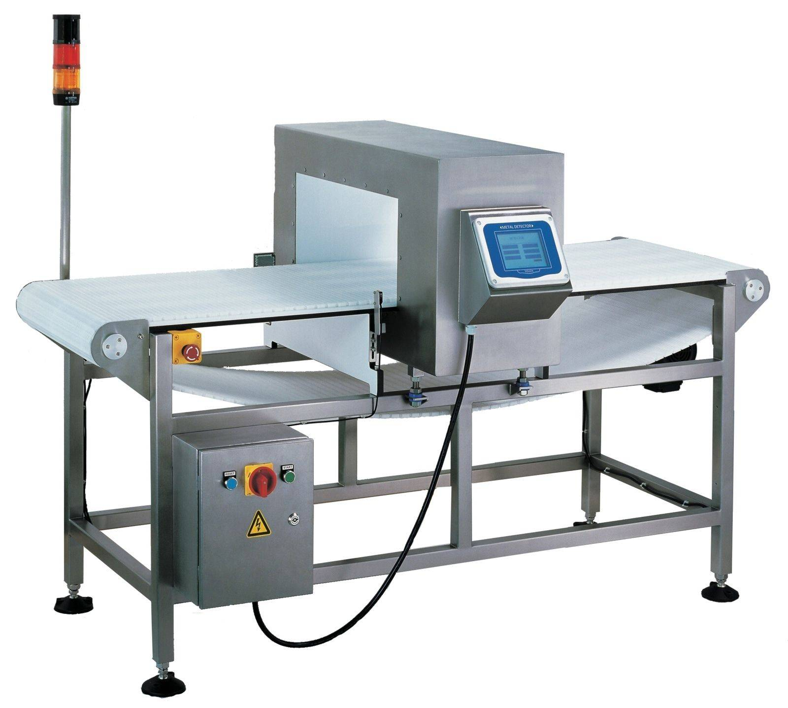 New EntrePack High Speed Metal Detector System for Oversize Products
