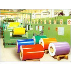 HOT ROLL & COLD ROLL STEEL COIL Magnifacturing PLANT
