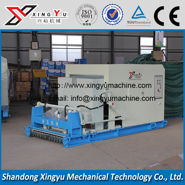China prefab house machines