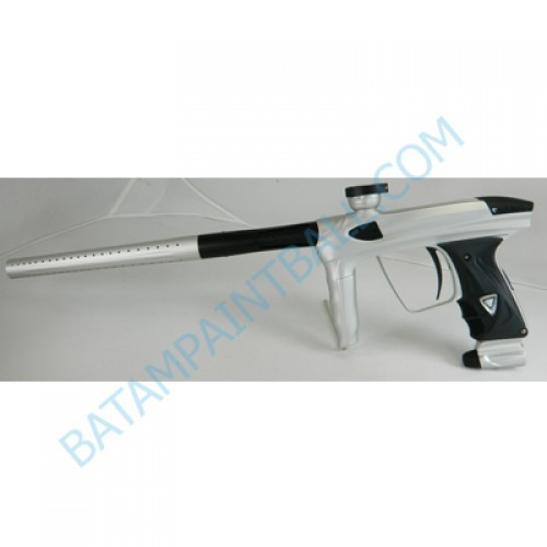 DLX Luxe 2.0 OLED Paintball Gun - White/Black