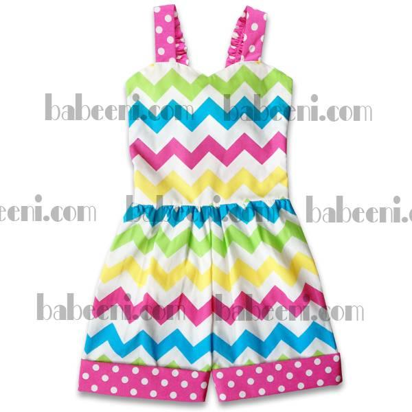 Smocked bishop dress for baby girl - DR 1547
