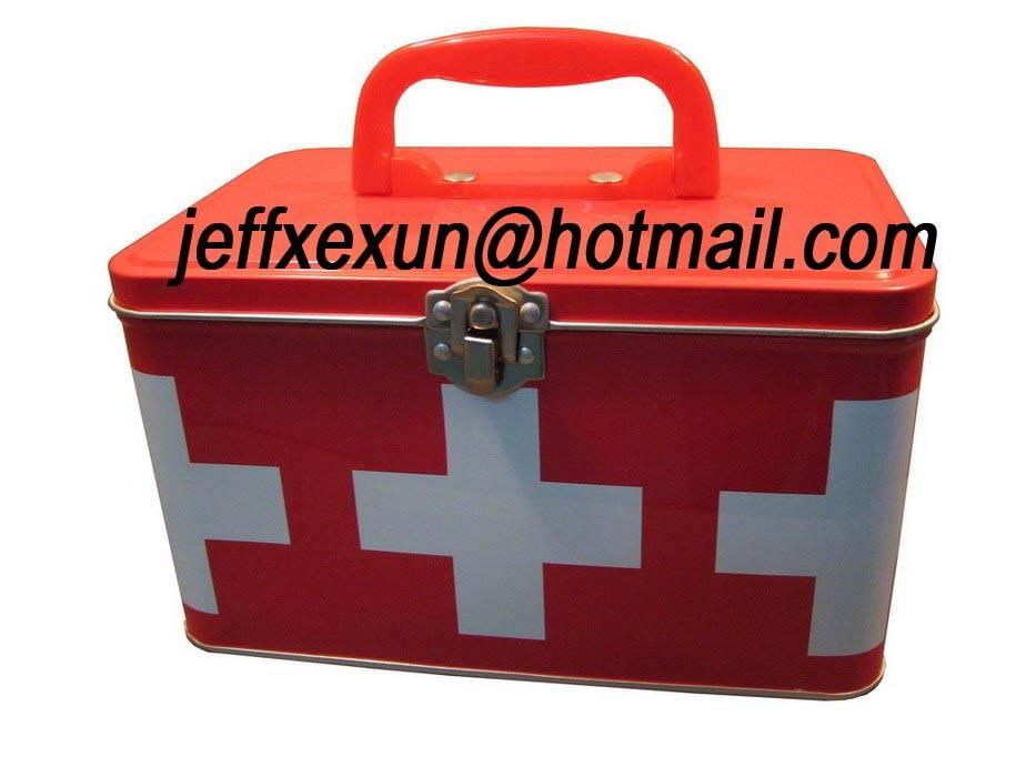 sell medicine box first aid kit