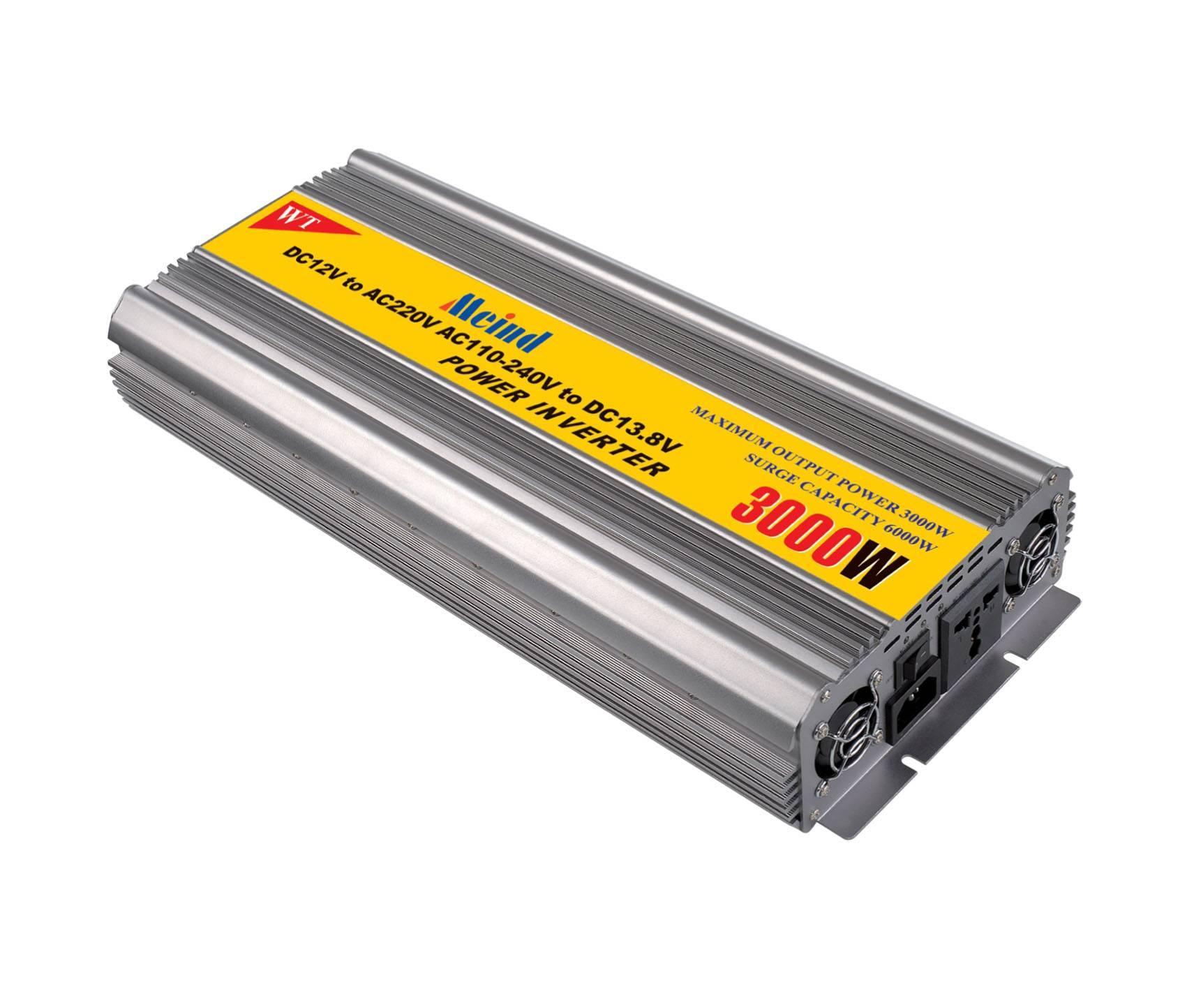Meind DC12V/24V/36V/48V to AC100V-240V 75W-6000W Home inverter,solar inverter