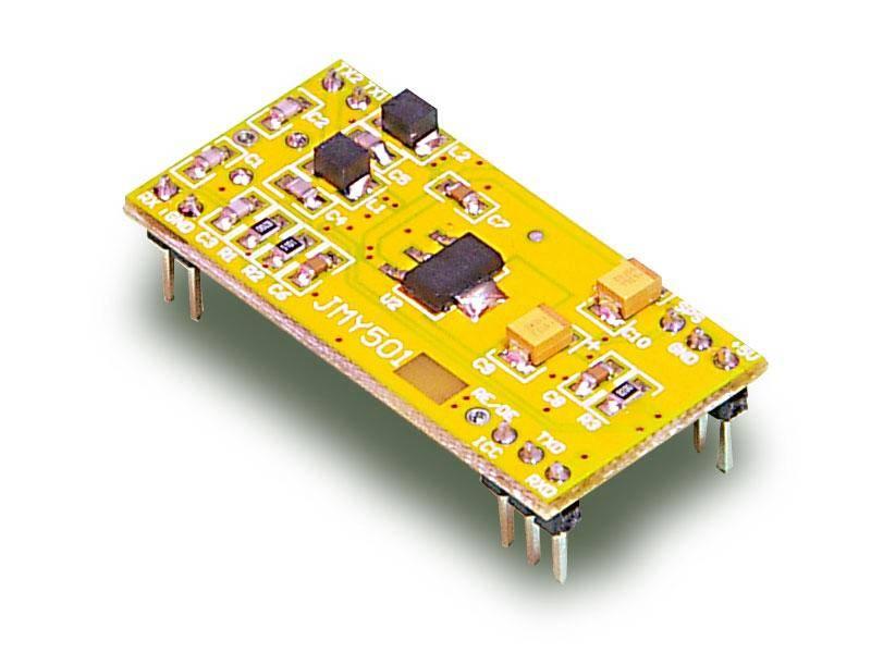 sell 13.56MHz rfid module JMY501 Interface: IIC & UART