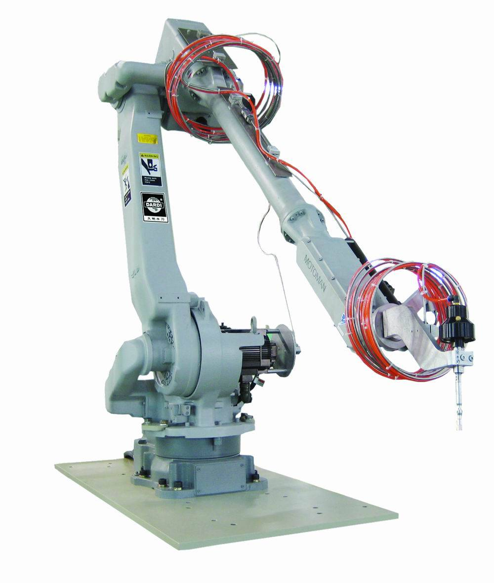 DARDI robot waterjet