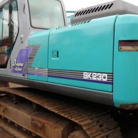 Used Kobelco SK230 Crawler Excavator,Used Kobelco SK230 Excavator