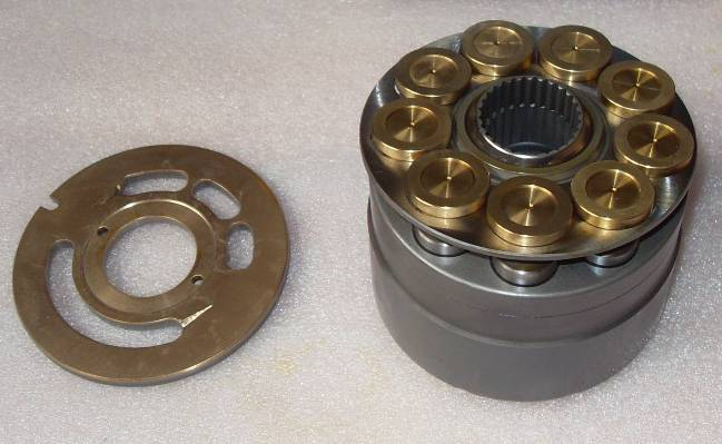 Yuken hydraulic pump part & rotary group A56