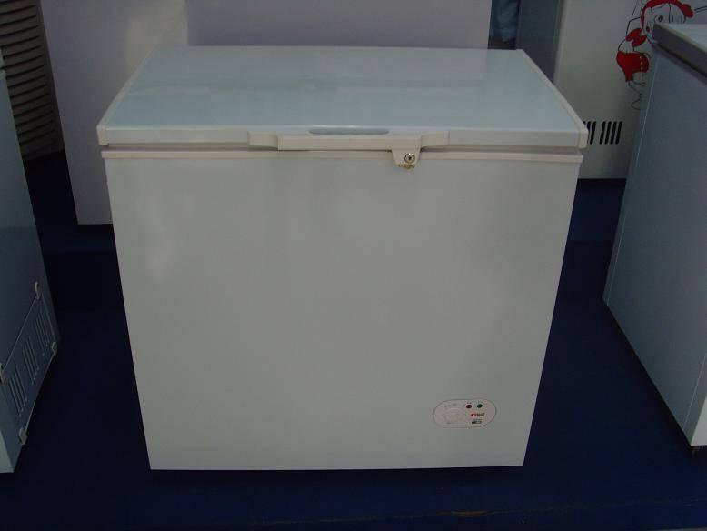 Single Top Opening Door Freezer/Refrigerator