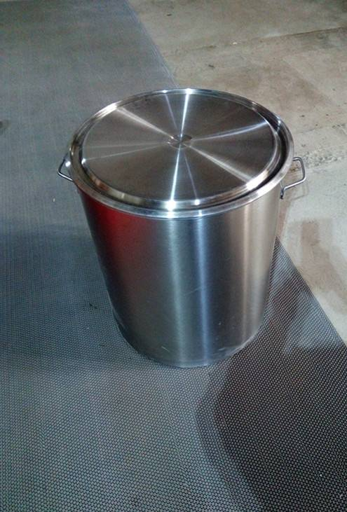 304 stainless steel syrup barrel