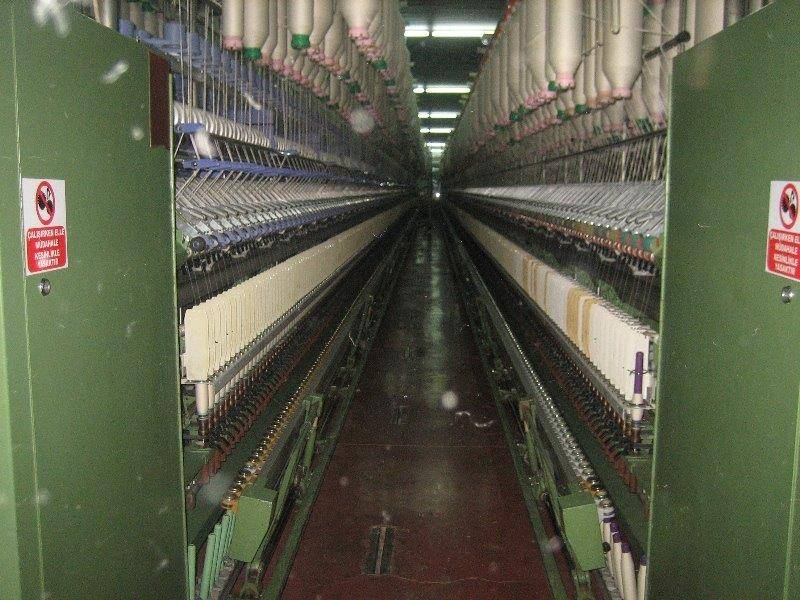 Complete Spinning Factory 20.000 Spindle/1995 Model