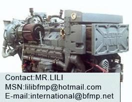 HND 8v 12V TBD616 DEUTZ-MWM DIESEL ENGINE