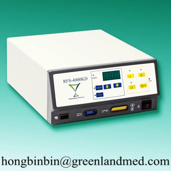 Nasal Polypectomy Electrosurgical Instruments