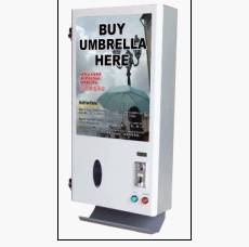 Sell umbrella  vending machine