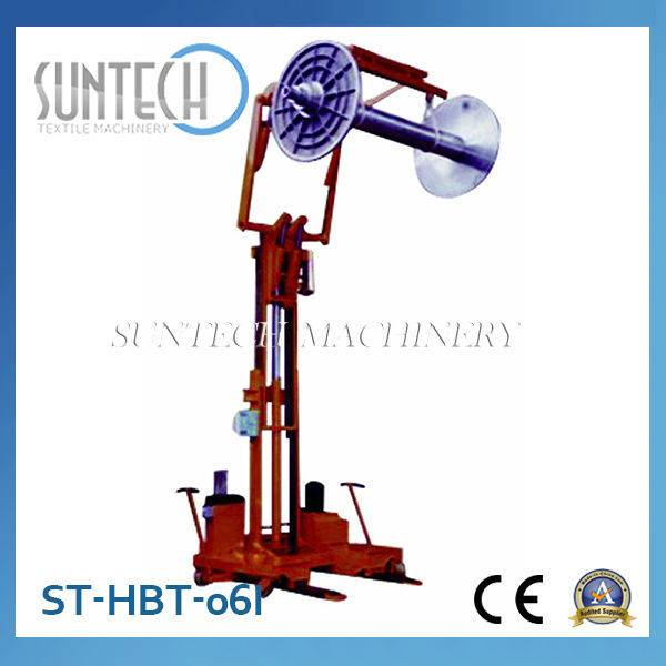 Suntech Low Price Hydraulic Warp Knitting High Lift Trolley