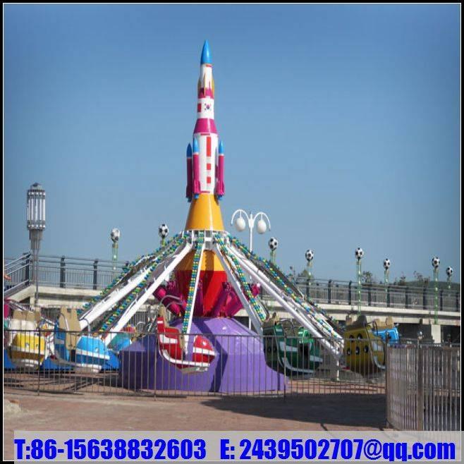 Amusement park rides control plane