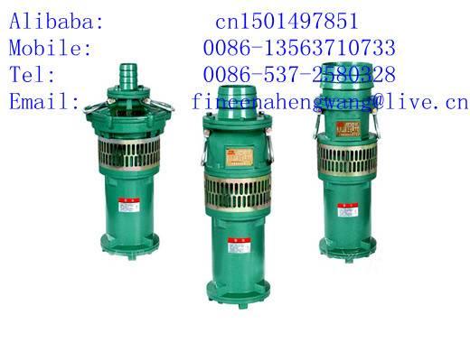QS sinking pump