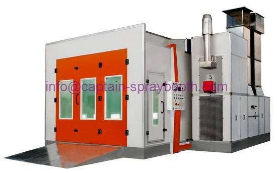 Sell High Quality Spray Booth