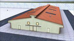 design and supply PRE ENGINEERED STEEL BUILDINGS