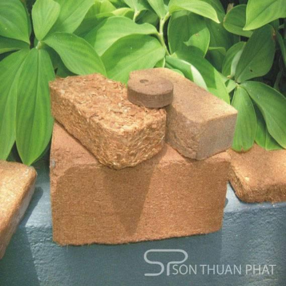 Cocopeat 5kg Blocks