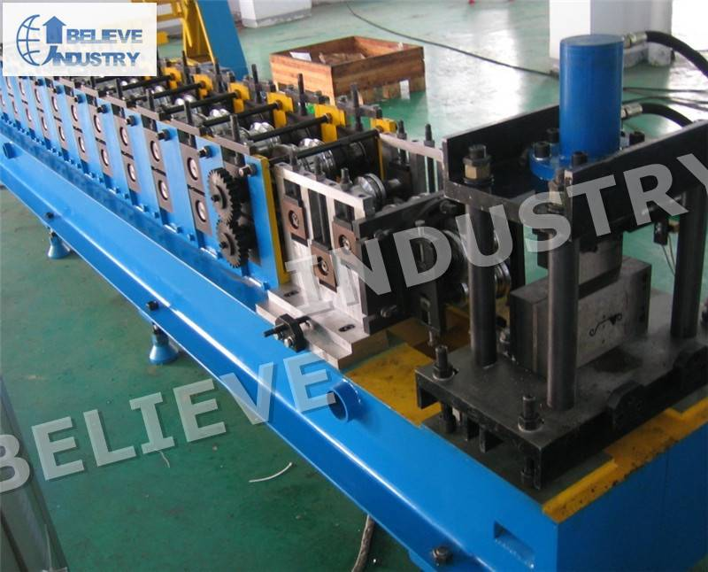 Sell Rolling Shutter Roll Forming Machine