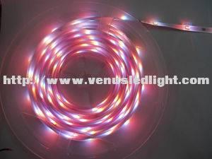 LED strip light SMD 0603 72pcs RGB IP65 W/Y/B FPC