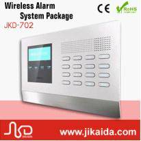 wireless home security GSM alarm system