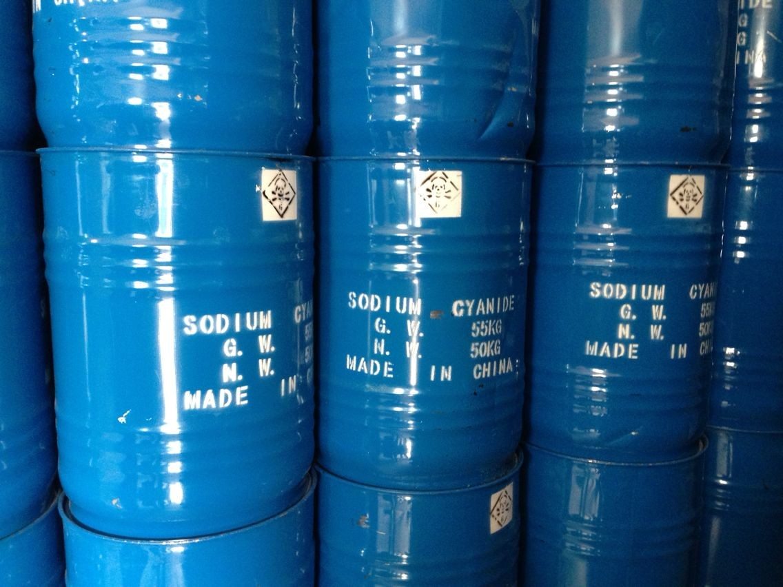 Sodium Cyanide (NaCN) 98%