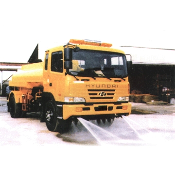 KSTC WATER SPRAY TRUCK