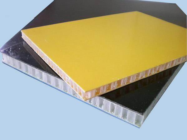 Plastic Honeycomb FRP Sandwich Panels