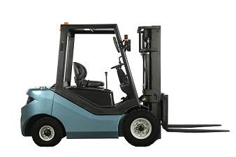 Sell 3-3.5ton diesel forklift with original Japanese engine