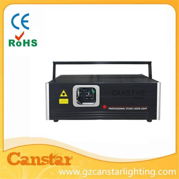 2w 2.3w RGB cartoon laser
