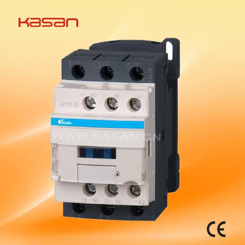 New Type Magnetic AC Contactor LC1-D12