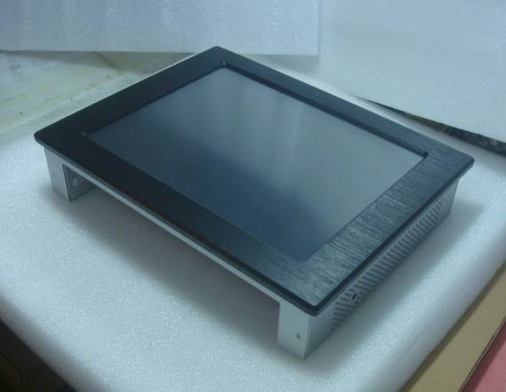 12.1 LCD all in one PC with touch screen for industral automation, industrial control machine