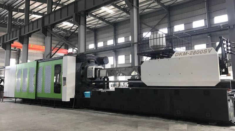 Pallet Injection Molding Machine DKM2800SV