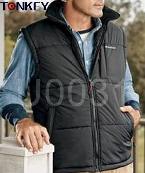 Rechargeable heating vest