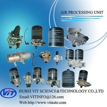 Truck air brake valve air dryer air processing unit