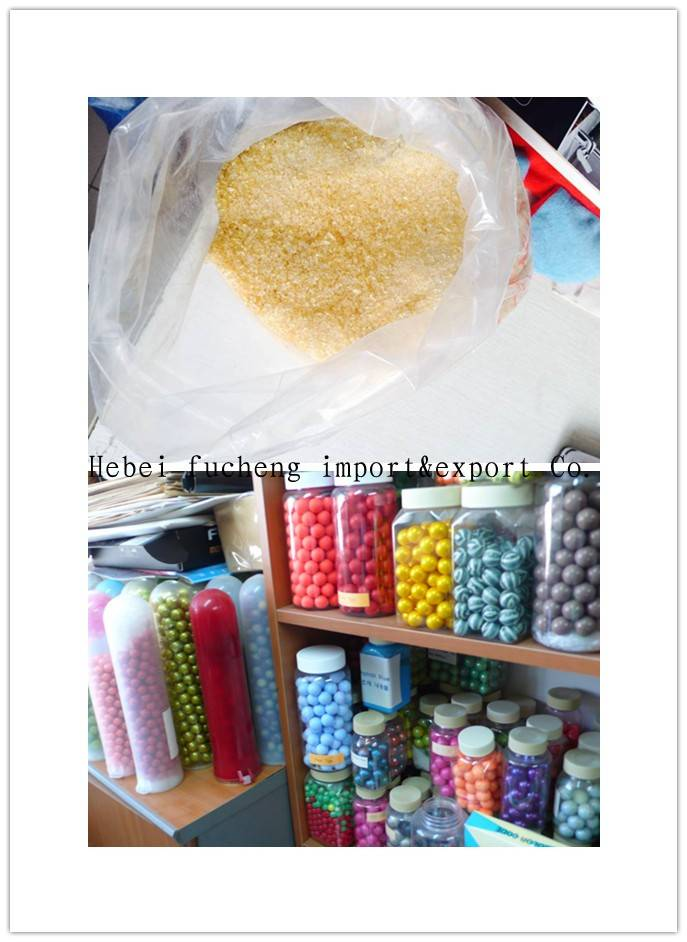 Technical Gelatin /skin gelatin / bone gelatin for paintball