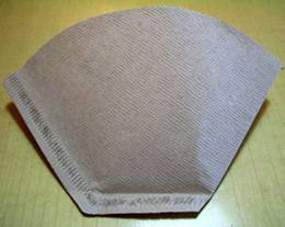 Paper coffee filter