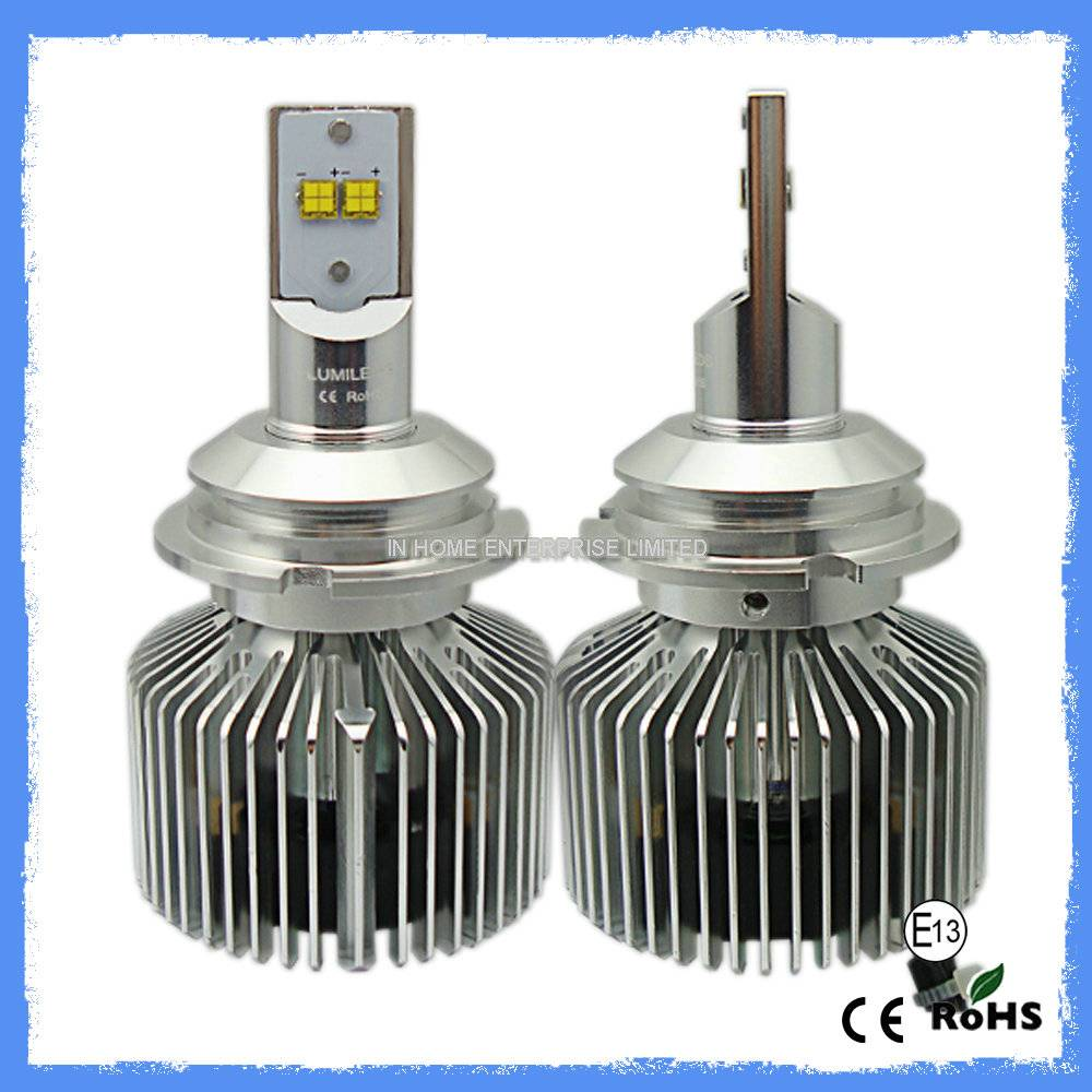 High Lumen 45 Watt Cree 9007 Led Headlight Bulbs 1300LM - 4500LM
