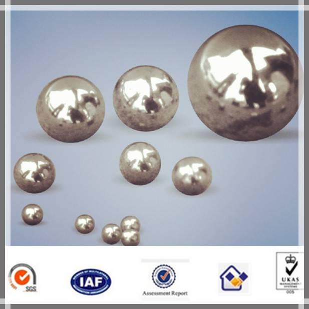 anti-rust and anti-corrosion bearing balls