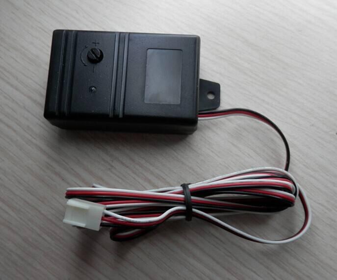 Glass brake sensor
