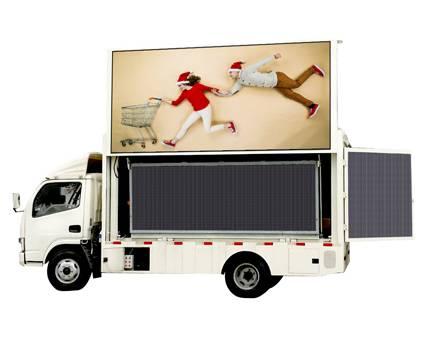 Truck LED Display