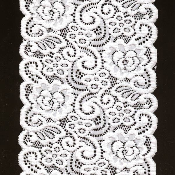lace trim and lace fabric