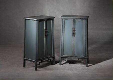chinese reproduction furniture-end cabinet