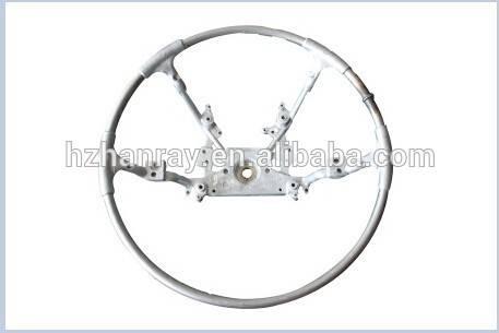 aluminum die casting steering wheel